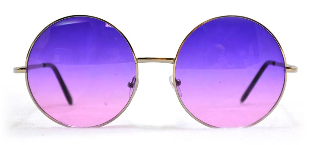 Large Lennon Style Sunglasses