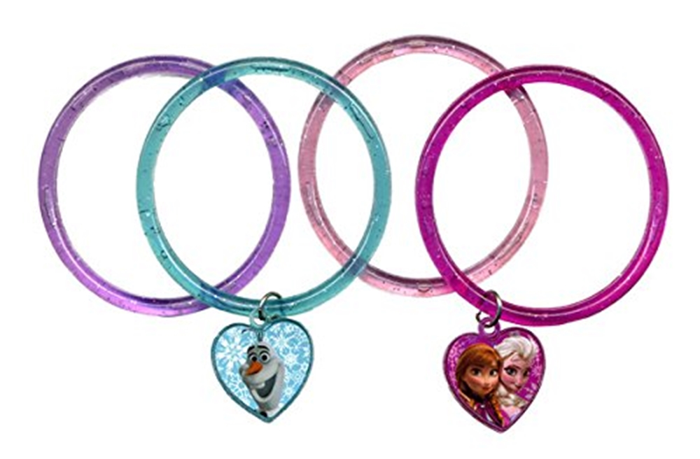 Frozen Bracelets with Heart Charm 4ct