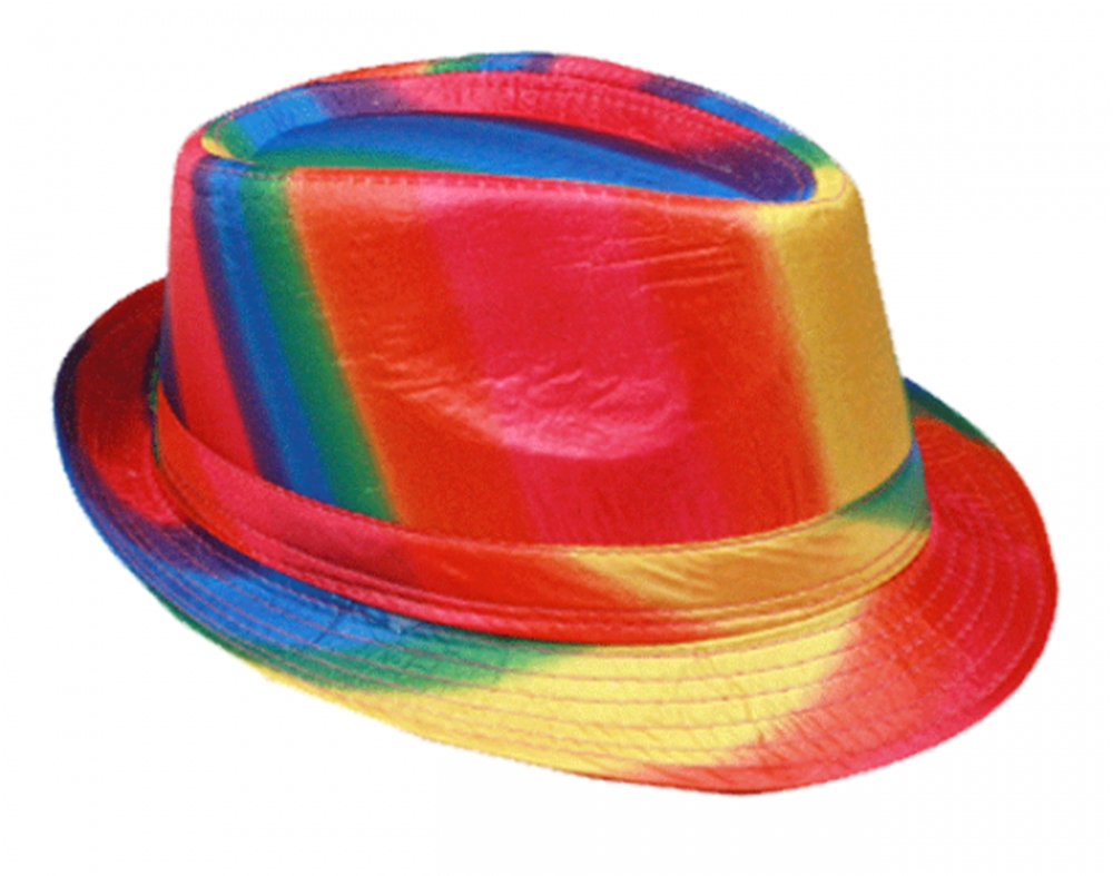 Festive Fedora (More Styles)
