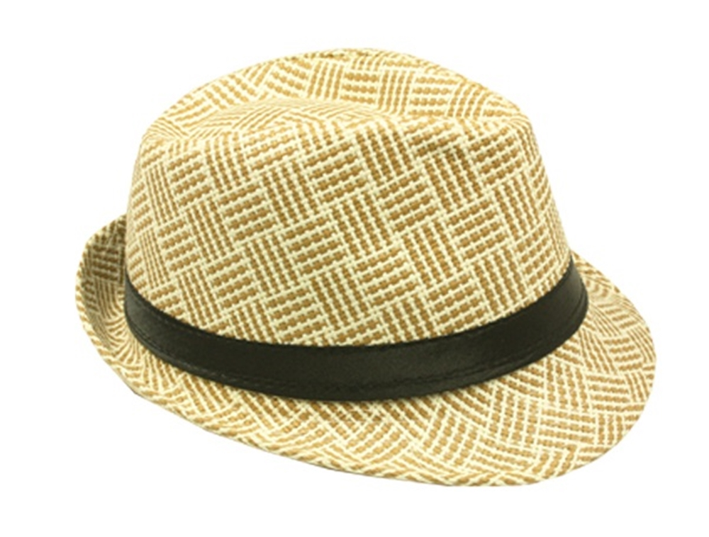 Image of Fedora with Black Band (More Colors)