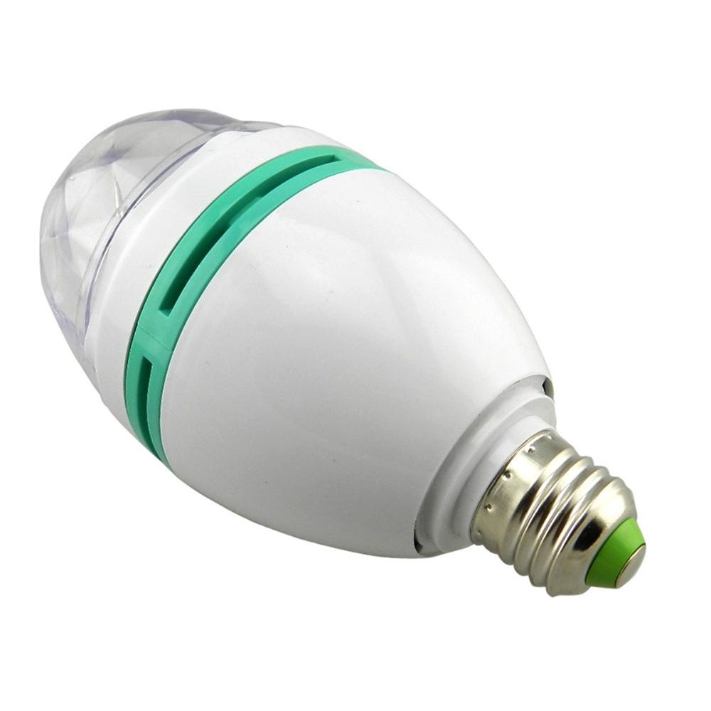 Image of LED Mini Rotating Party Light
