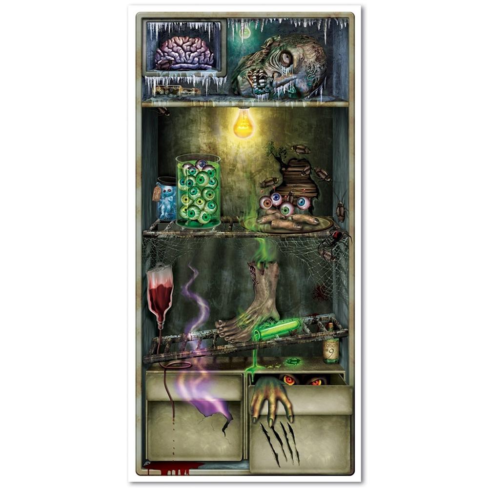 Halloween Fridge Door Cover 00013