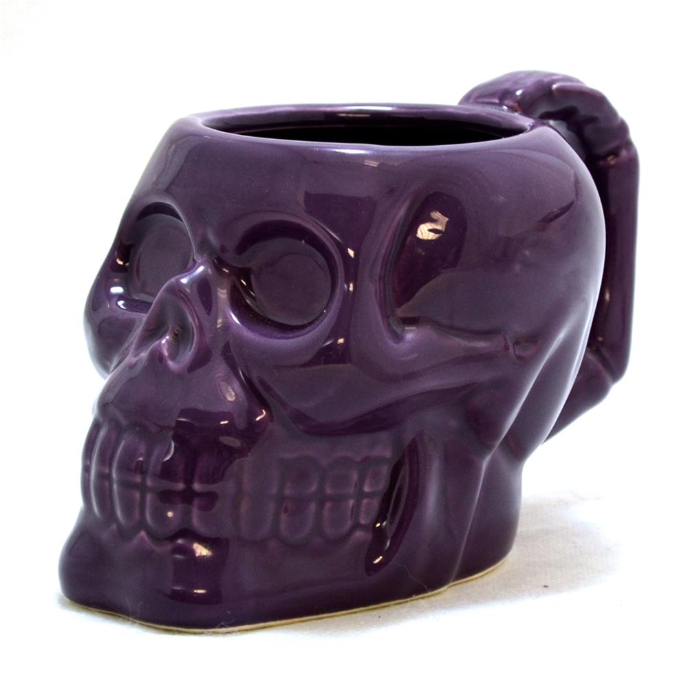 Skull Mug (More Colors)