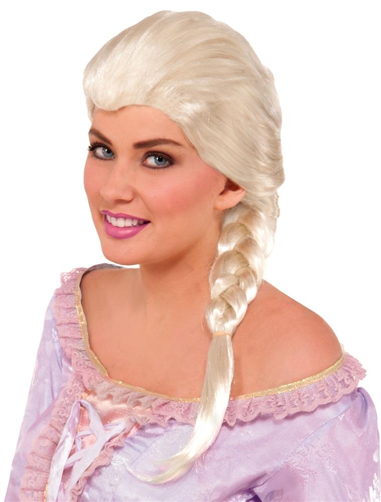 Blonde Princess Adult Wig