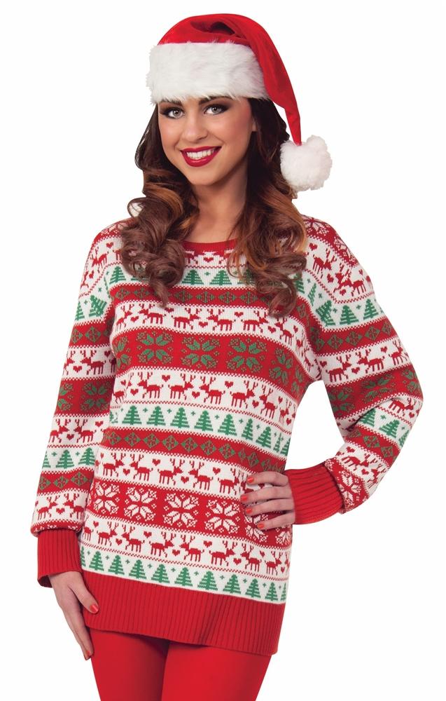 Winter Wonderland Adult Sweater