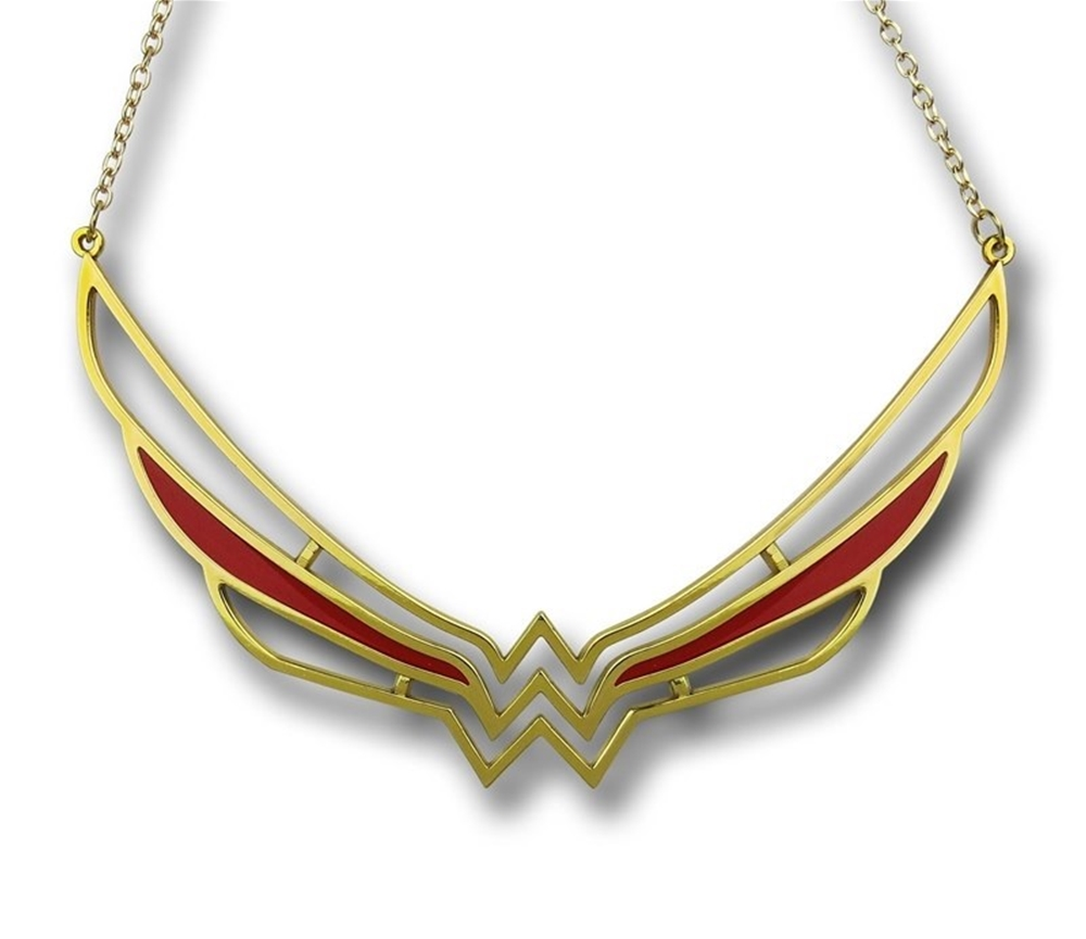 Wonder Woman Collar Necklace by Bio World Merch
