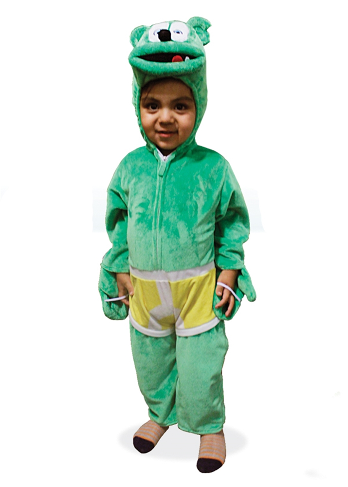 Gummy Bear Child Costume