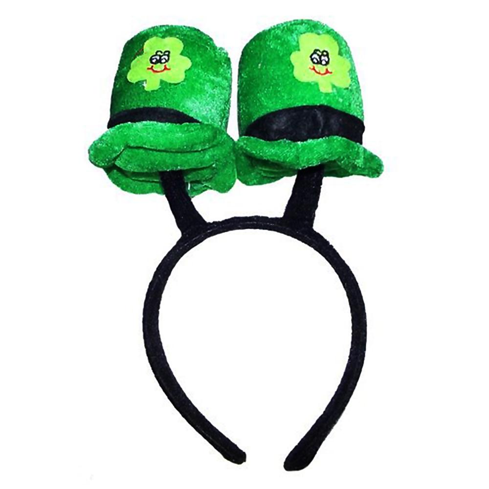 St. Patricks Day Mini Hats Headband