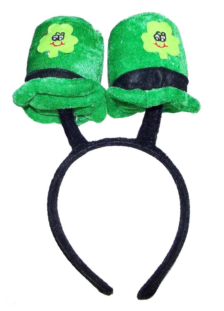 St. Patricks Day Mini Hats Headband