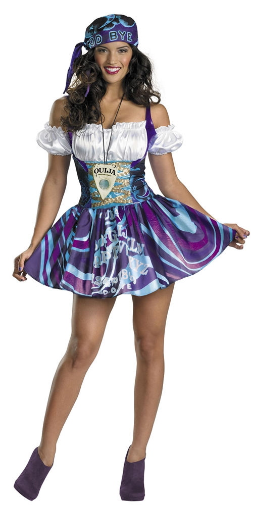 Ouija Dress Adult Womens Costume