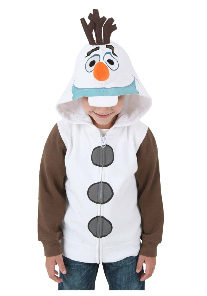 Frozen Olaf Child Sweater