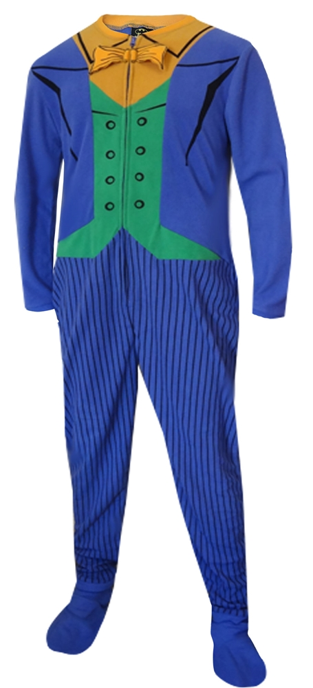 The Joker Adult Mens Onesie