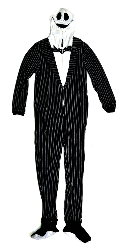 Jack Skellington Adult Mens Onesie