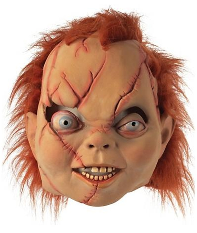 Seed of Chucky Adult Mask 34058