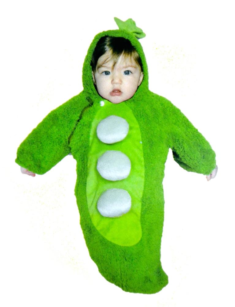 Lil Peapod Bunting Costume