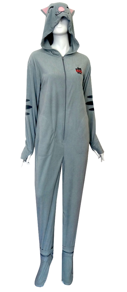 The Big Bang Theory Soft Kitty Adult Onesie 341899