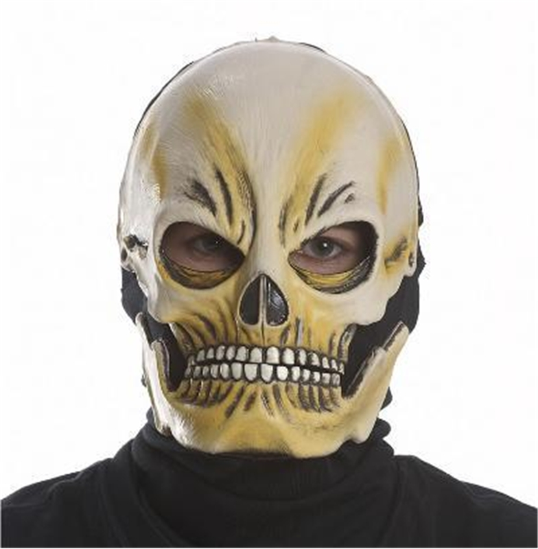 Skull Sock Adult Mask (Skull Sock Mask)