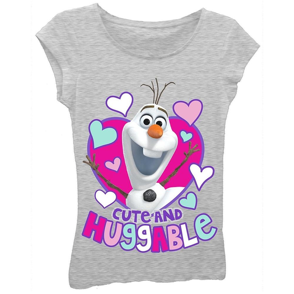 Disney Frozen Cute & Huggable Olaf Child T-Shirt