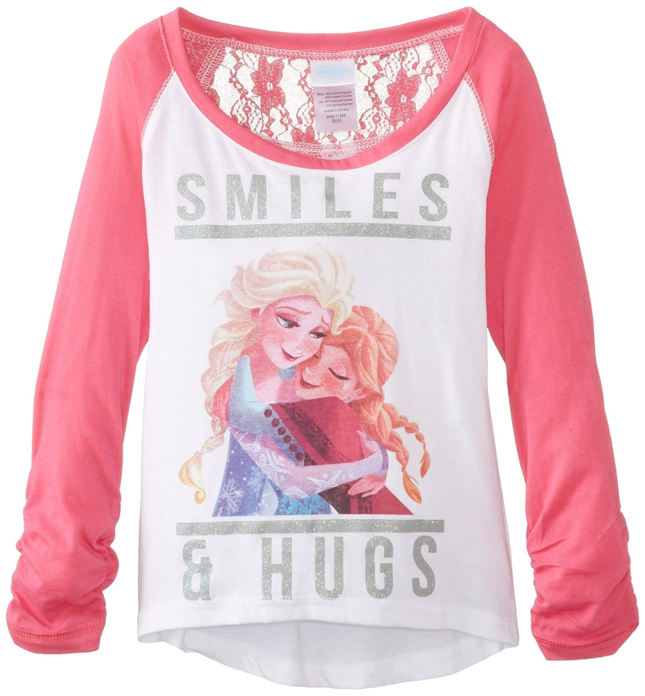 Disney Frozen Sisters Smiles & Hugs Toddler T-Shirt