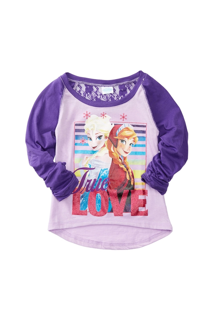 Disney Frozen Sisters True Love Toddler T-Shirt