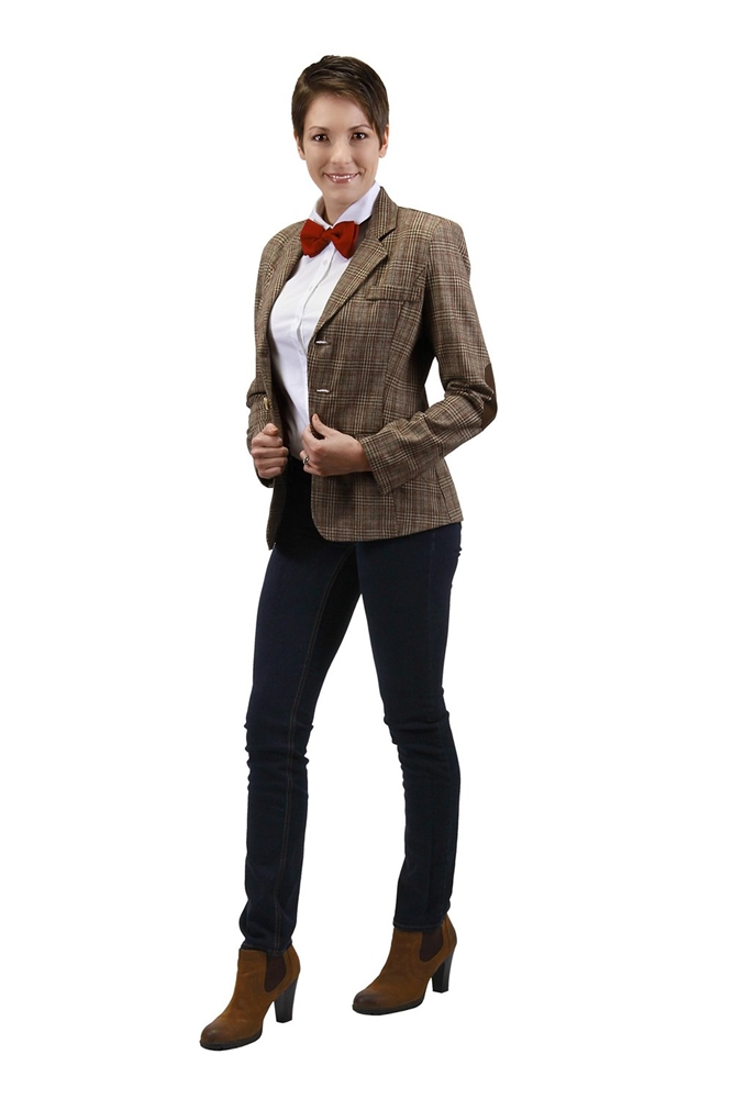 Doctor Who 11th Doctor Adult Womens Jacket