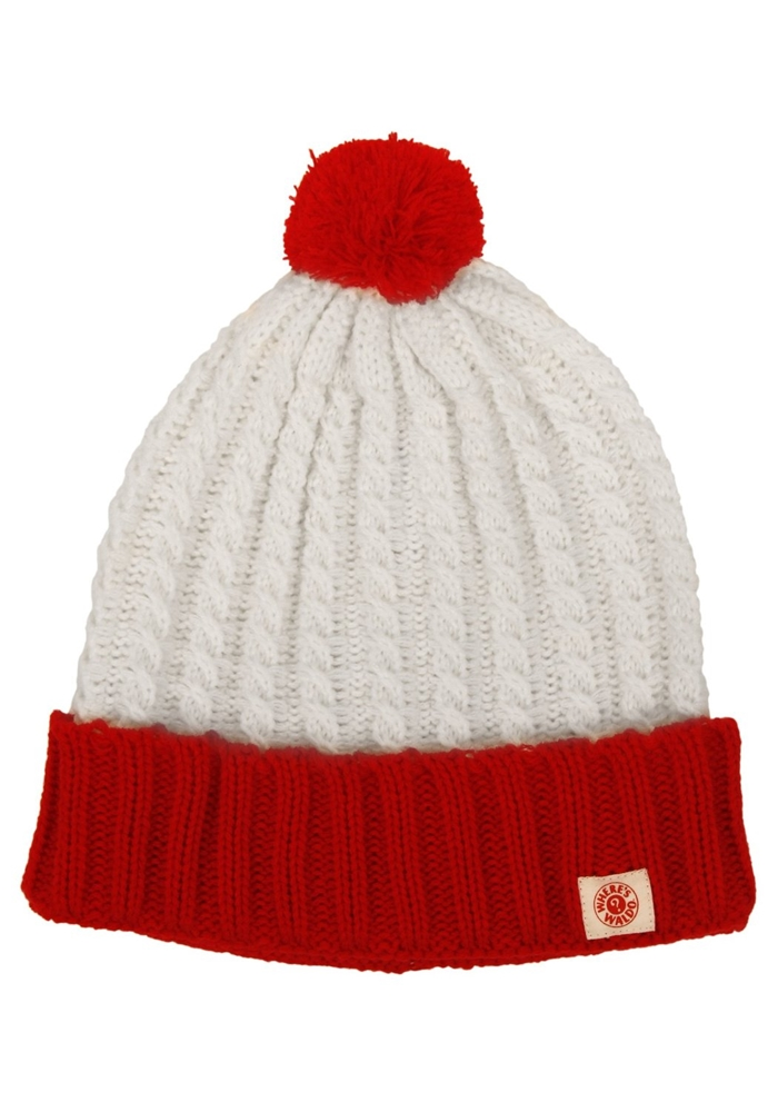 Where's Waldo Deluxe Beanie