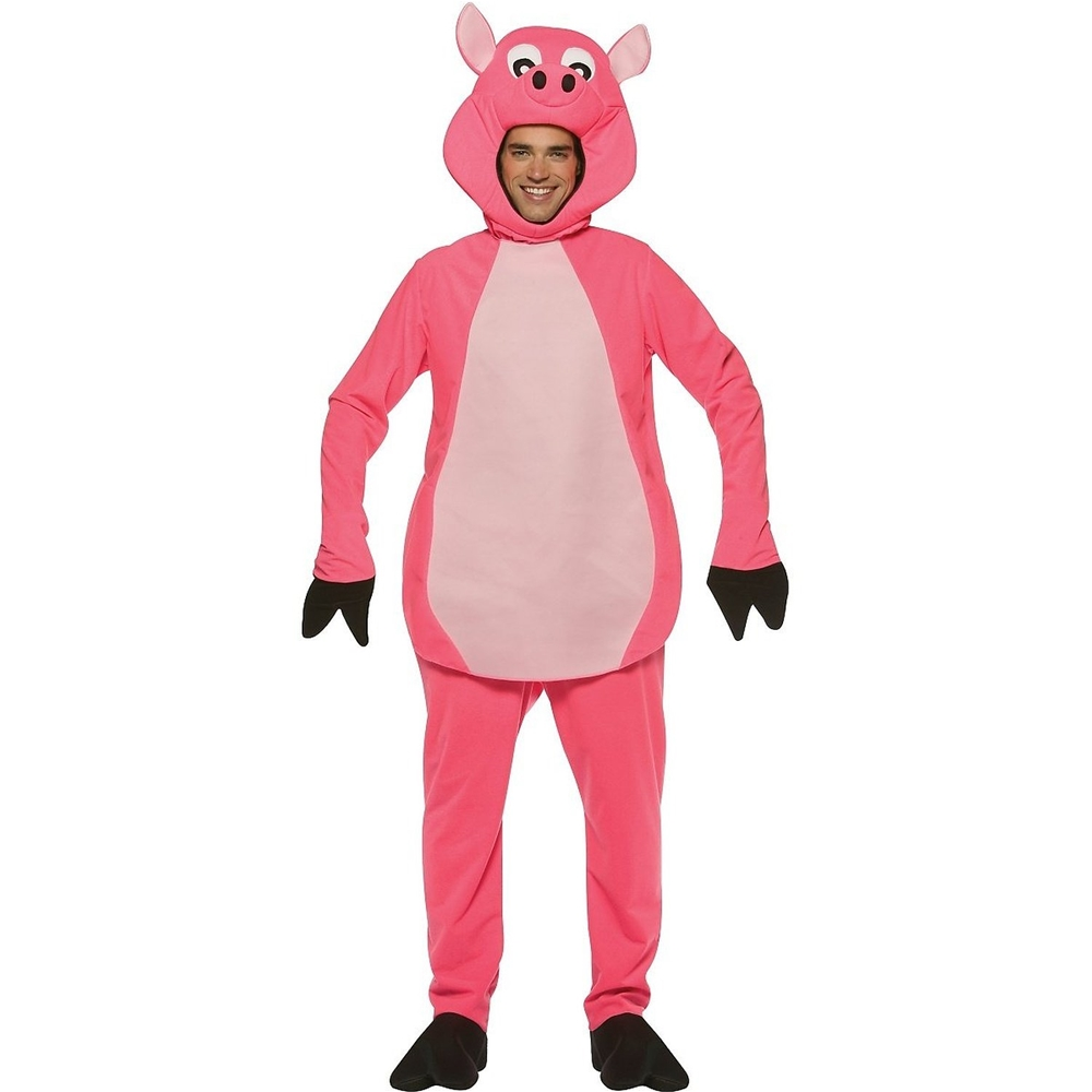Pig A (Unisex Costumes)