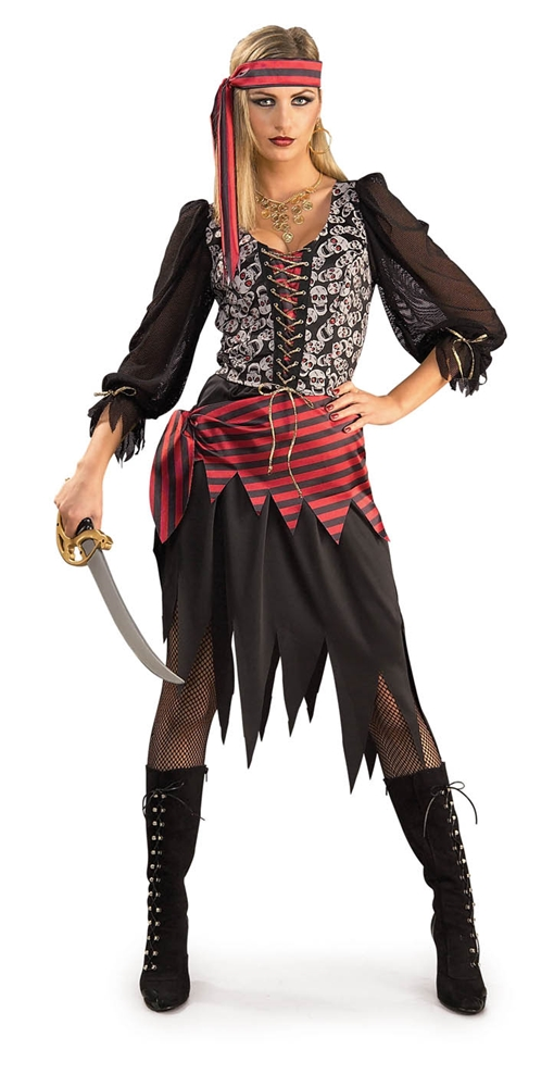 Bounty of the Seas Adult Womens Costume