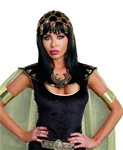 Egyptian-Dazzling-Gold-Headpiece