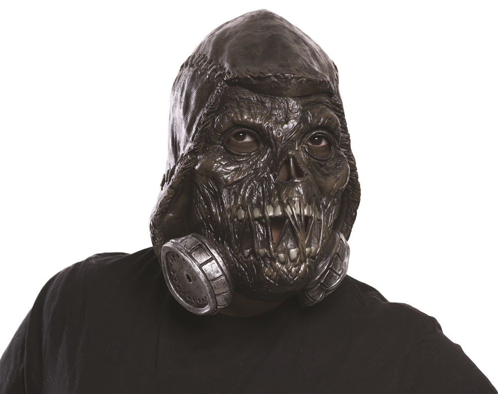 Batman Arkham Scarecrow 3/4 Adult Mask