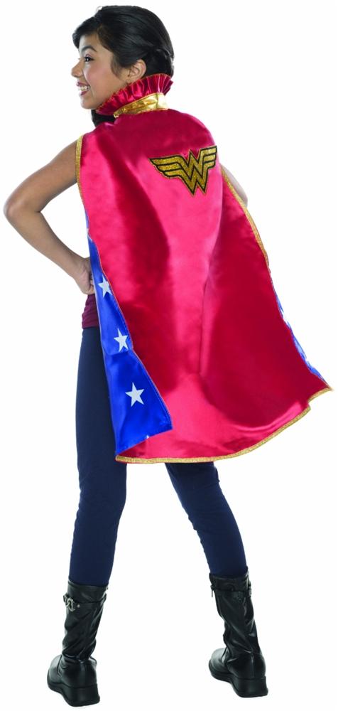 Wonder Woman Deluxe Child Cape