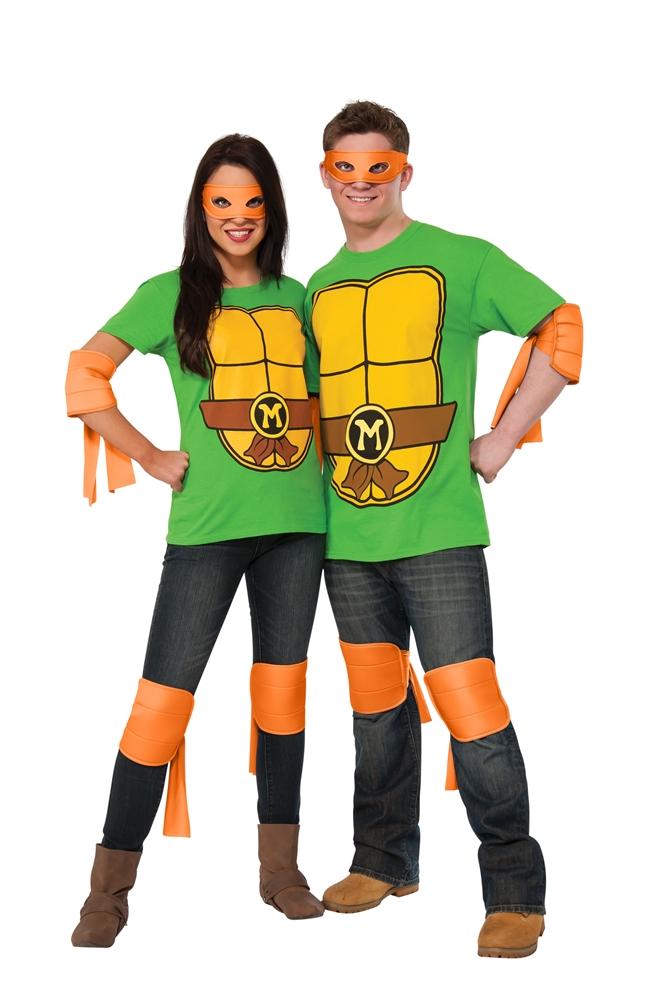 TMNT Michelangelo Adult Costume Kit