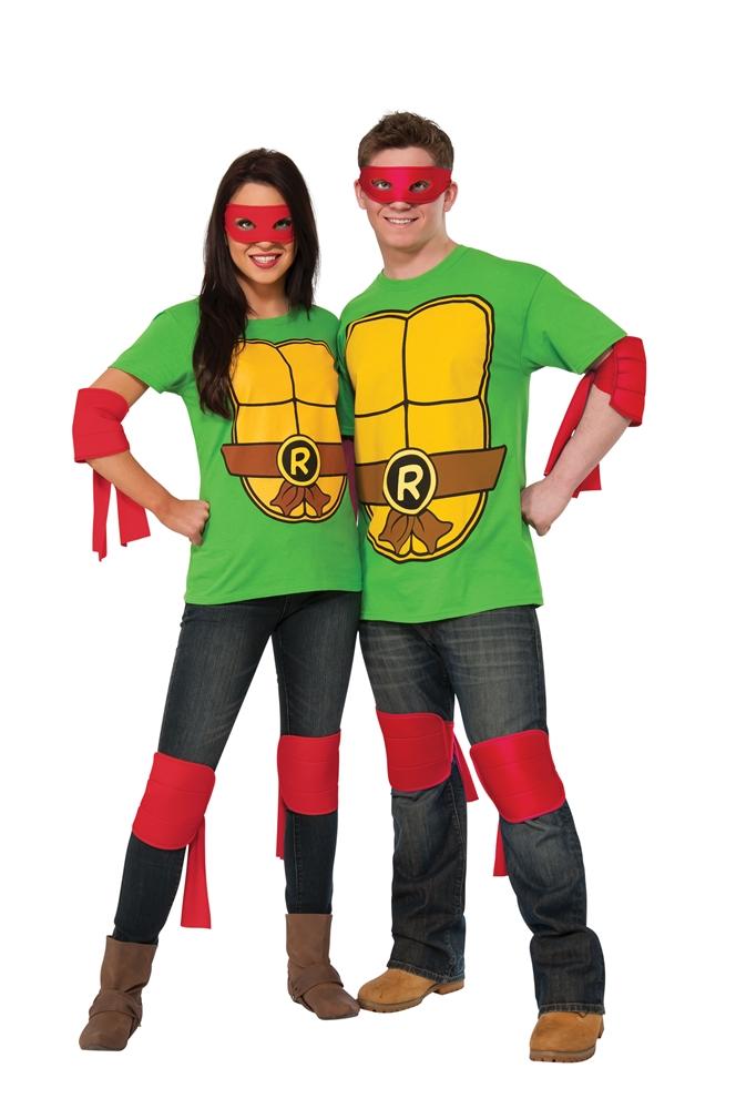 TMNT Raphael Adult Costume Kit