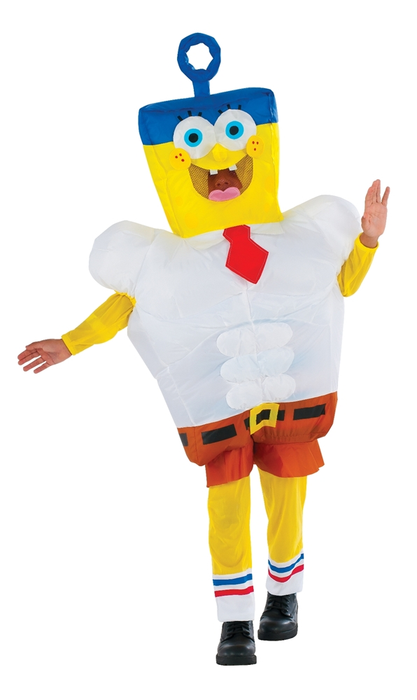 Spongebob Movie Inflatable Spongebob Child Costume
