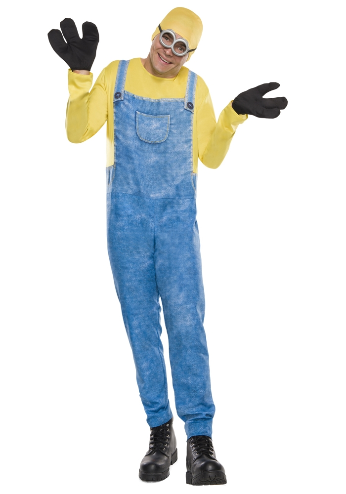 Bob the Minion Adult Mens Costume