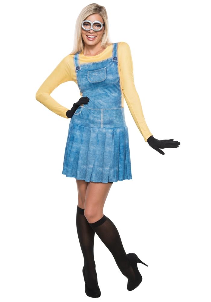 Minion Dress Adult Womens Costume