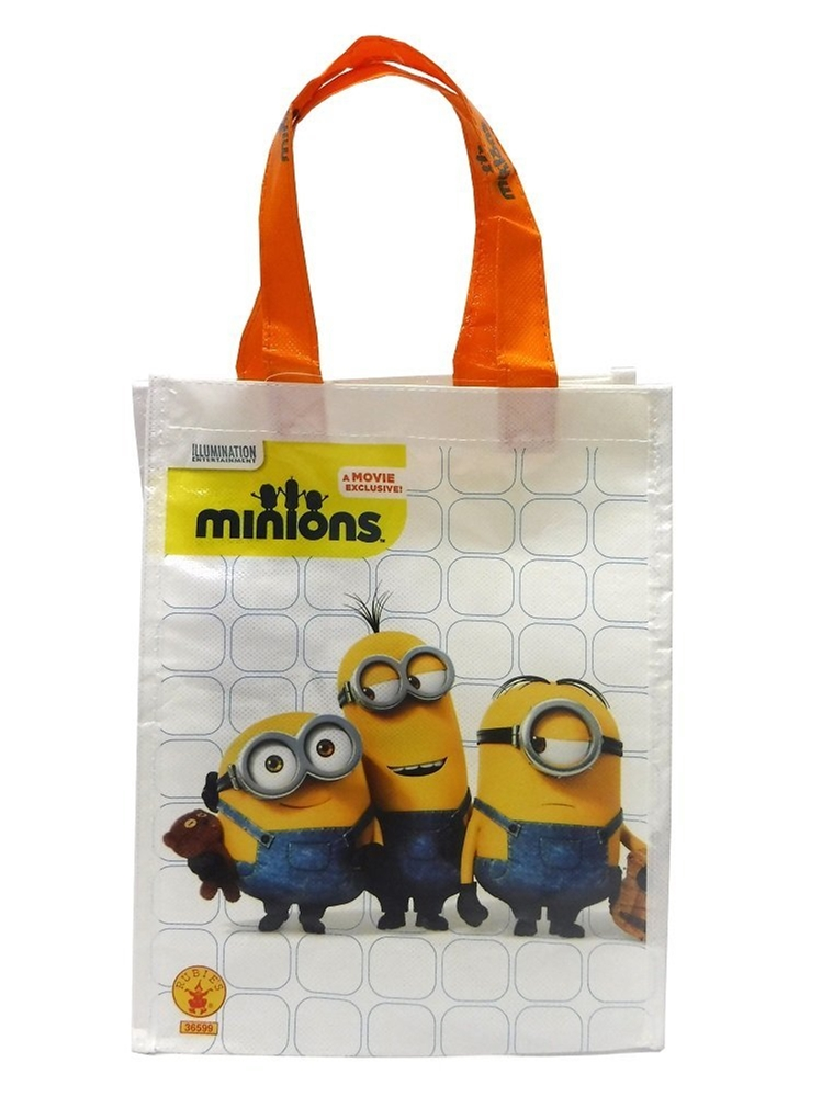 Minions Trick or Treat Reusable Bag