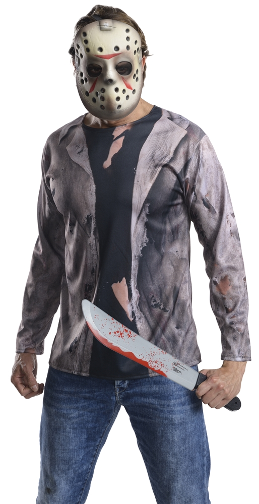 Friday the 13th Jason Adult Costume Kit