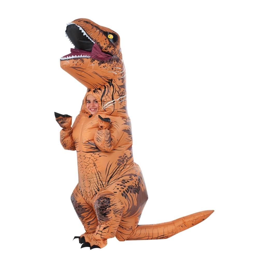 Jurassic World Inflatable T-Rex Child Costume