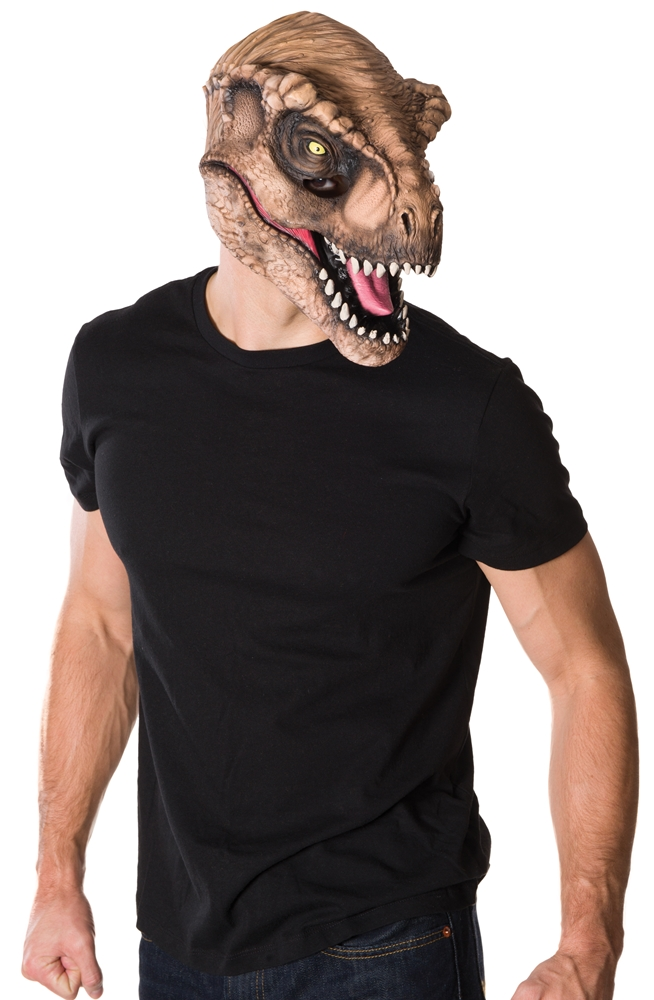 Jurassic World T-Rex Adult Mask