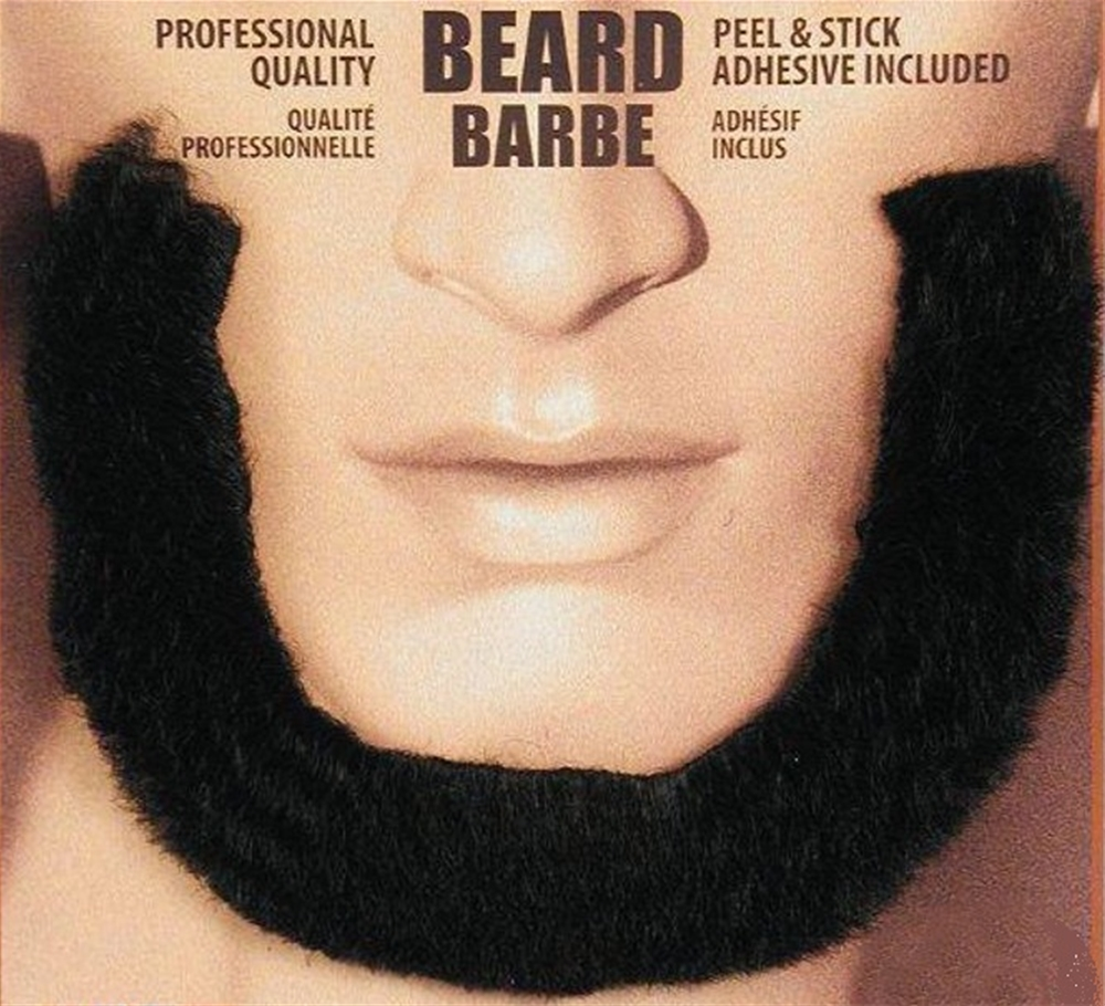 Chin curtain beard - photo#21