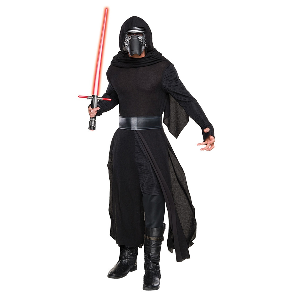 Star Wars: The Force Awakens Deluxe Kylo Ren Adult Mens Costume