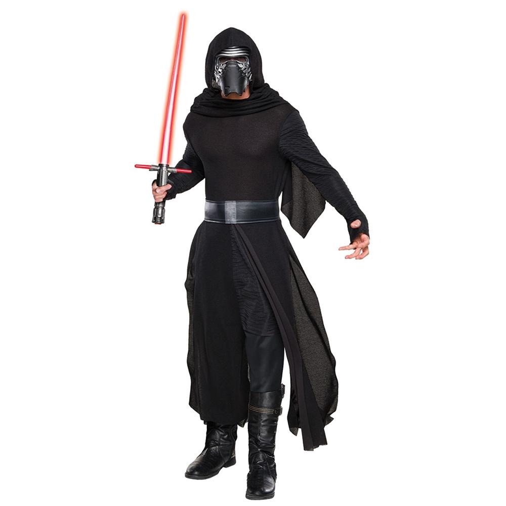 Star Wars The Force Awakens Deluxe Kylo Ren Adult Mens Costume 810669