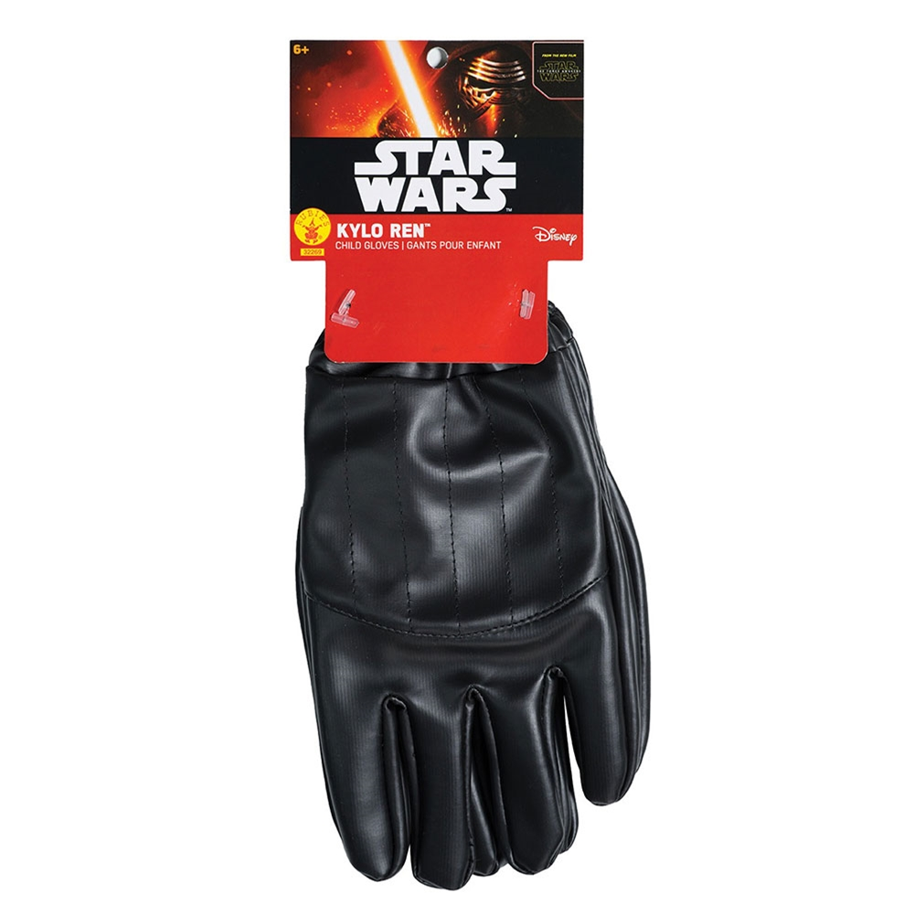 Star Wars The Force Awakens Kylo Ren Child Gloves 32269