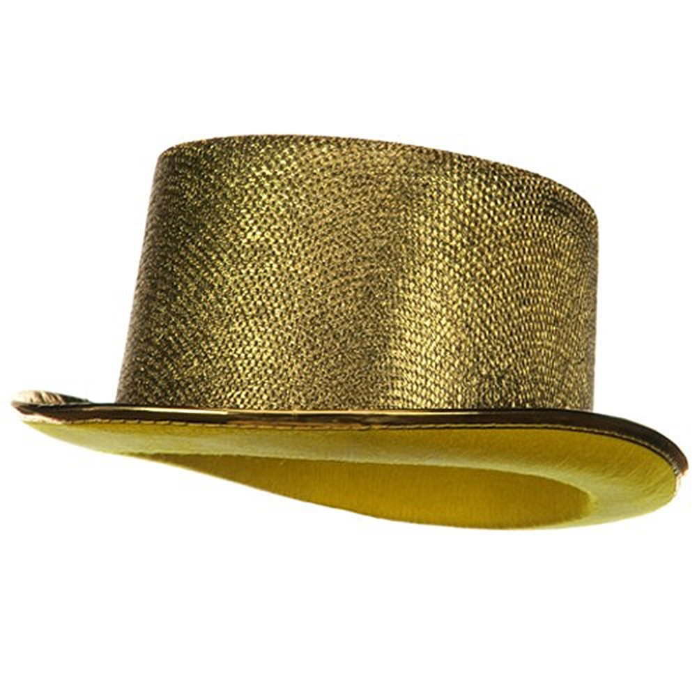 Glitter Top Hat (More Colors)