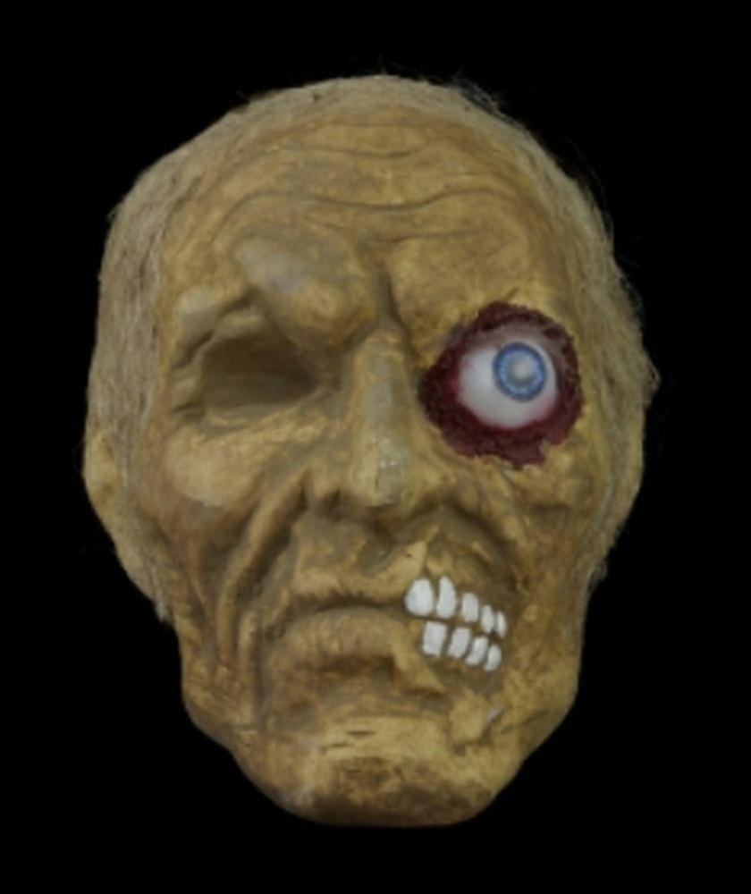 Mad Eye Hopper Zombie Head by Skeleton Store