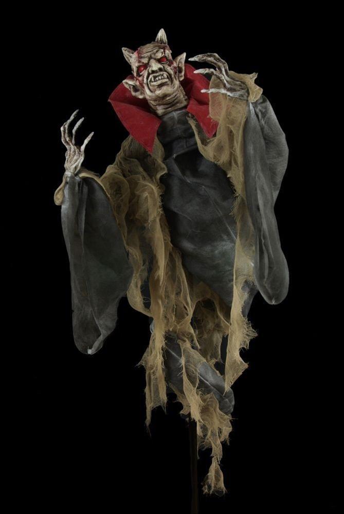 Diablos Bendable Demon Decoration 4ft