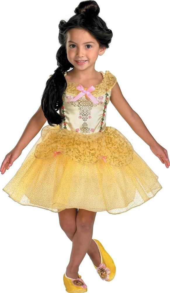 Belle Ballerina Classic Toddler Costume