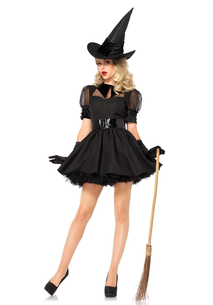 Bewitching Witch Adult Womens Costume by Leg Avenue