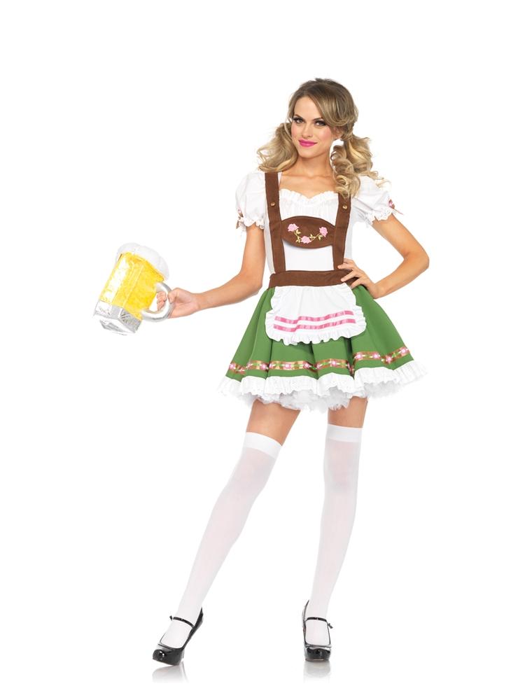 Oktoberberfest Sweetie Adult Womens Costume by Leg Avenue